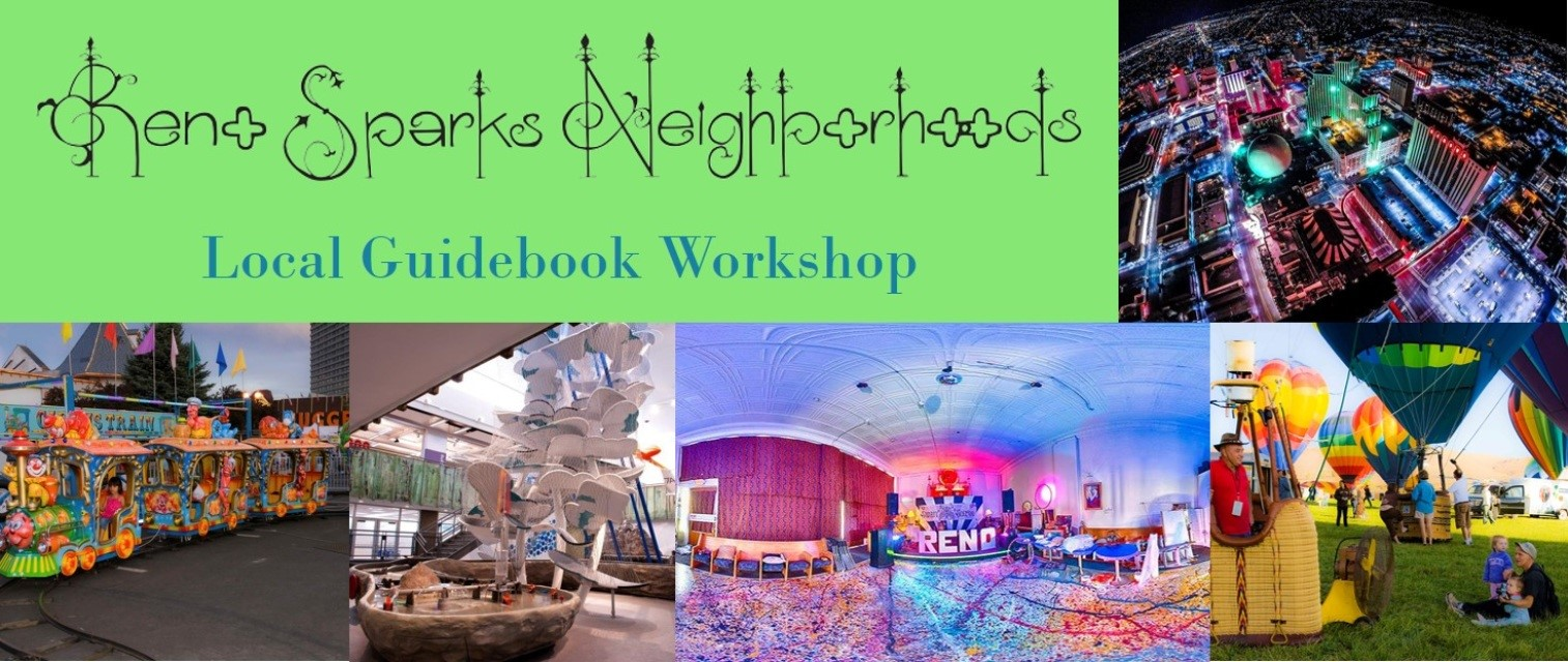 Local Guidebook Workshop