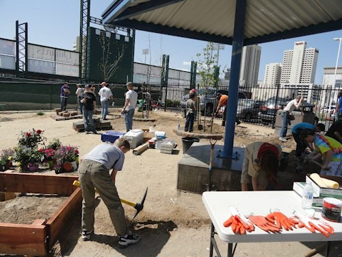 Reno Rotary - Rotary at Work Day
