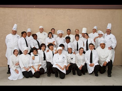Reno Central Rotary - Culinary Students