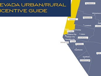 Urban and Rural GOED incentives reference guide