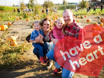 Foster Care and Adoption Pumpkin Patch