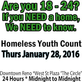Homeless Youth Count