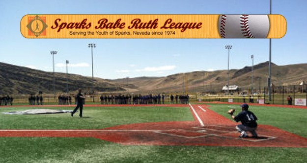 Sparks Babe Ruth League at Golden Eagle Regional Park