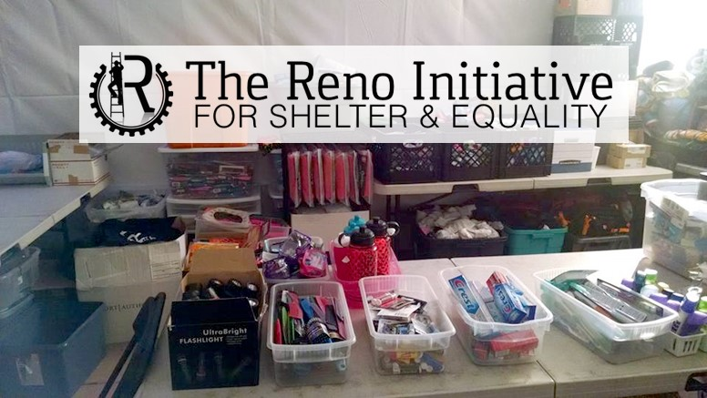 Reno Initiative for Shelter and Equality Free Store