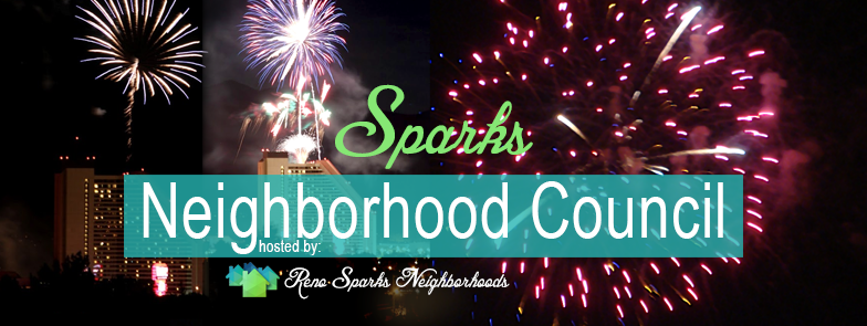 Sparks Neighborhood Council Workshop