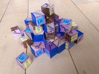 Artist List - Dance Dice Believe Boxes