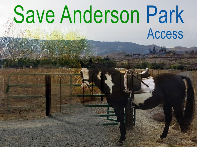 Save Anderson Park Access