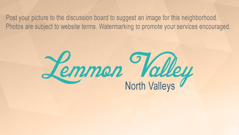 Lemmon Valley