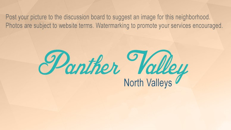 Panther Valley