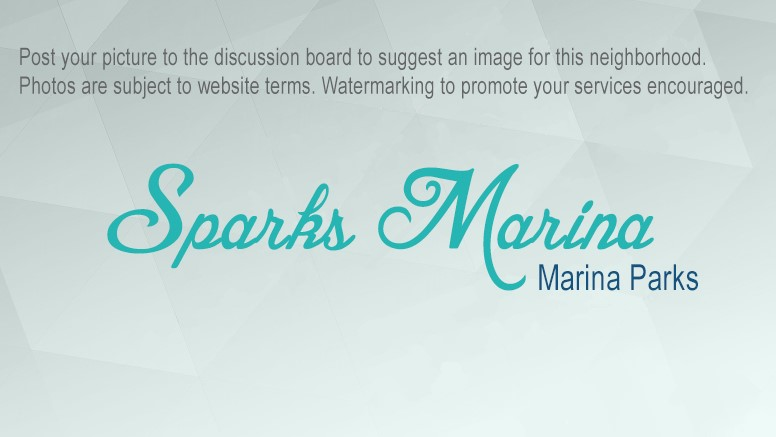 The Sparks Marina is an Outdoor Urban Magnet