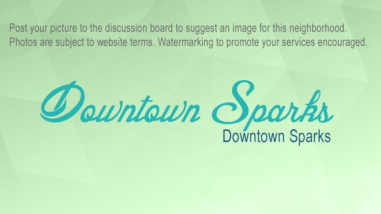 Downtown Sparks