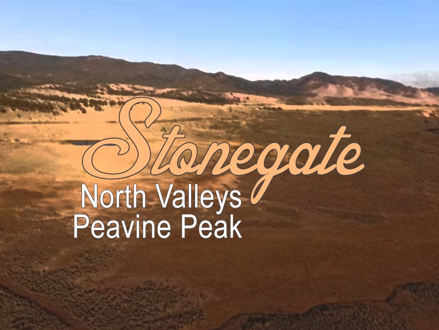 Stone Gate in North Valleys and Peavine Peak